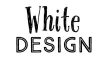 White design / White give me peace and relax. White design