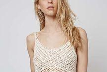 Womenswear summer knits