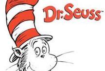 Dr.Seuss / by Margie Bauer