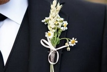 Boutonniers for the Gentleman