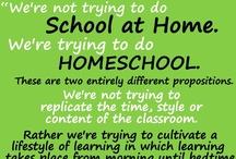 homeschooling / by My Travel Lobby