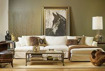 J'Adore Home / Home Interiors I love or am Inspired by (color palette, furniture, light, urban feel, etc) / by Benté