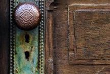 <<>>THE DOOR<<>> / by jessica leigh