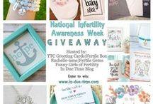 Infertility Freebies, Contests & Deals