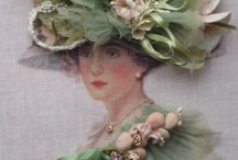 Victorian fashions / Antique dresses and all the beautiful accessories / by Linda Freeman