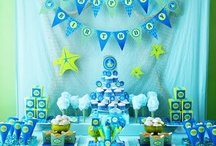 Whale Birthday Party Ideas