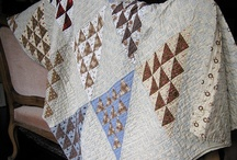 Vintage quilts  / Proud to say I have made and sold many quilts in my day on a wonderful quilting frame my husband made.   I love all quilts vintage, antique and especially  made by hand which is becoming a lost art.  Enjoy / by Linda Freeman