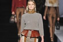 Fall 2012 Trends - Mad for Peplum / Put a frill around the waist!