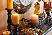 Fall Home Decor / All things for fall home decorating