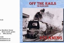 Off the Rails - The Good Ol' Boys Blues Band! / http://mikefinding.com/off-the-rails-the-blues-band/ A page to remember a great old band I was proud to be a founder member of. We even have a reunion video on this page!!
