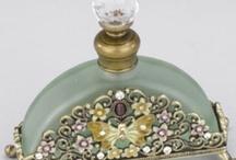 Vintage perfume bottles / And antique beauties / by Linda Freeman