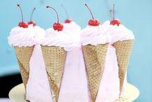 sweet things / treats / by Jill Bot