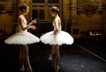 At the Ballet / All the beauty and grace from the ballet