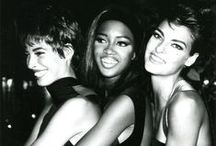 Supermodels / Models, models, models!! / by FashionFiles
