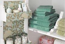 Organization: Bathroom