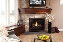 Staircases and Fireplaces