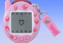 tamagotchis / by Micky Moon