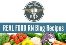 ★ Real Food RN ★ / REAL FOOD Kid Food Recipes, made with real ingredients! Not something from a box. All of the recipes from my blog: realfoodrn.com #realfood