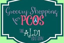 """PCOS Awareness & Education / According to the PCOS Awareness Association, """"Polycystic Ovarian Syndrome or PCOS is an incurable disorder that affects over 10 Million women worldwide and about half do not know they have it.  It is the most common endocrine cause of infertility and serious weight gain in women."""""""