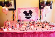 Minnie Mouse Party / by Katherine Johnson