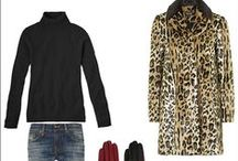 Outfit of the Week / Our weekly outfit collage styled by the editors of FashionFIles