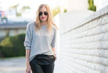 Style Crush / It's easy to style crush on any of these chic people!