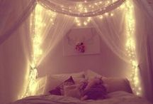 I love fairy lights ♪☆♡.。 / by Micky Moon