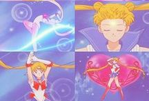 Sailor Moon / by Micky Moon