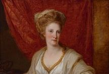 Maria Carolina / Maria Carolina of Austria (13 August 1752 – 8 September 1814),  wife of King Ferdinand IV & III, was Queen of Naples and Sicily. She was the  preferred sister of Marie Antoniette, Queen of France.
