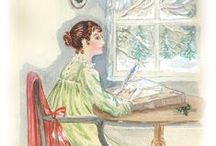 Jane Austen Illustrations