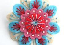 Crochet & Felt creations
