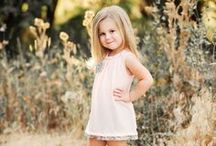 Newborn/Toddlers Pic Ideas / by Avery Ashley