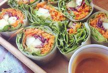 Healthy recipe ideas / by Kristie Raducka