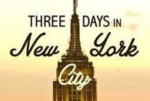 New York, New York / Upcoming Trip to NYC