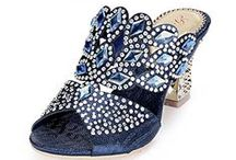 Unique Wedding & Party Sansals / These sandals are so beautiful. I like them!!!