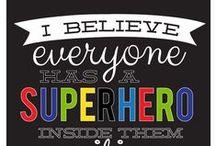 Classroom: Superhero