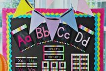 Classroom: Chalkboards and Chevrons