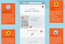 Squeeze Page / Vidensamling bestående af eksempler, infografikker og blogindlæg om squeeze pages. Squeeze pages er landingssider med det ene formål at indsamle e-mail adresser til nyhedsbrev. Webdesign  | Hjemmeside  | Hjemmesidedesign | Webdesigner