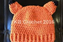 KB Crochet Free Patterns / Free crochet patterns published on my blog