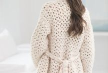 Crochet Sweaters, Jackets, and Shirts / Crochet sweater patterns to put on my project list!