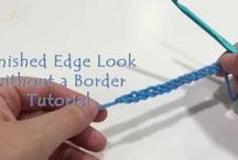 Free Crochet Video Tutorials / Free Video Tutorials for Crochet Techniques and Patterns