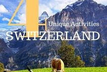 Switzerland Travel Tips / All you need to know about visiting Switzerland - swiss travel destinations, best swiss cities, swiss chocolate and cheese. best swiss mountains and more.