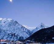 Switzerland - Skiing / The best places to ski or snowboard in the Swiss Alps. Saas Fee, Zermatt, Andermatt, Davos / Klosters, Engelberg and more.
