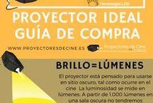Proyectores de Cine / Proyectores de Cine para Casa