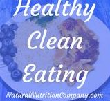 Healthy and clean eating / Healthy and clean eating recipes and tips.