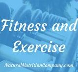Fitness and Exercise / Routines, exercises and helpful tips and recipes focused on fitness and exercise.