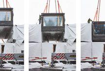 CompactHabit nomadic & relocatable modular buildings / Modular off-site construction