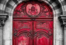 DOOR DRZWI / PIĘKNE FORMY I STYLE