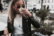 fashion blogger shots