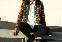F a s h i o n / Outfits, garments, / by Molly